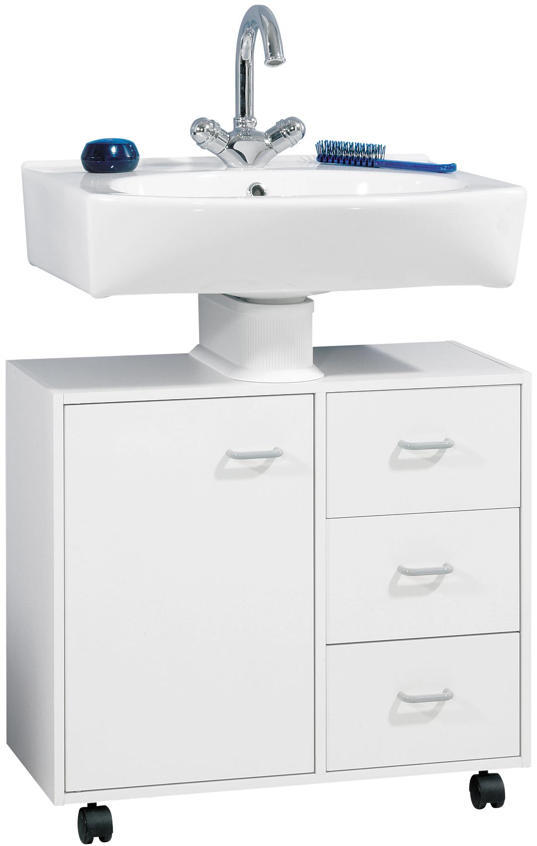 baumarkt wittig badm bel waschbeckenunterschr nke fackelmann waschbecken unterschrank wei. Black Bedroom Furniture Sets. Home Design Ideas